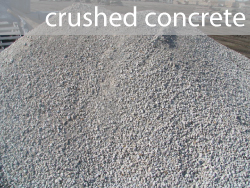 holland crushed concrete