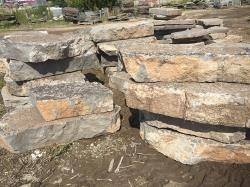 "Chapleau ""Rustic"" stone outcroppings"