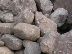 Michigan Fieldstone Granite Boulders - 1'-2' size