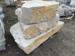 "Silver Creek Outcropping Pallet Size 8""-12"" thick"