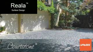 courtstone paver video