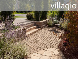 villagio concrete paver