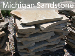 michigan sandstone flagstone