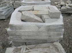 "Silver Creek 8"" wall stone"